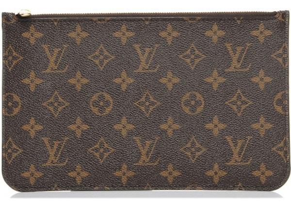 fab2c12af Louis Vuitton Neverfull Pochette Monogram Totem MM/GM Magenta