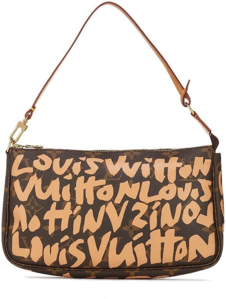 Louis Vuitton Pochette Stephen Sprouse Monogram Graffiti