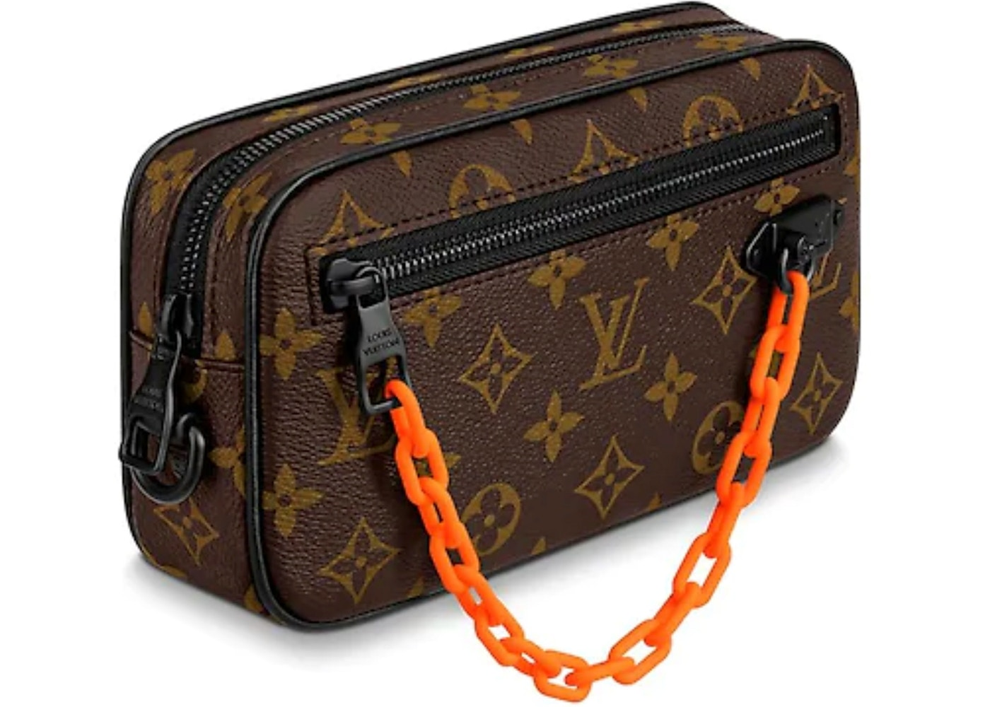 7424905daf Louis Vuitton Pochette Volga Monogram Brown