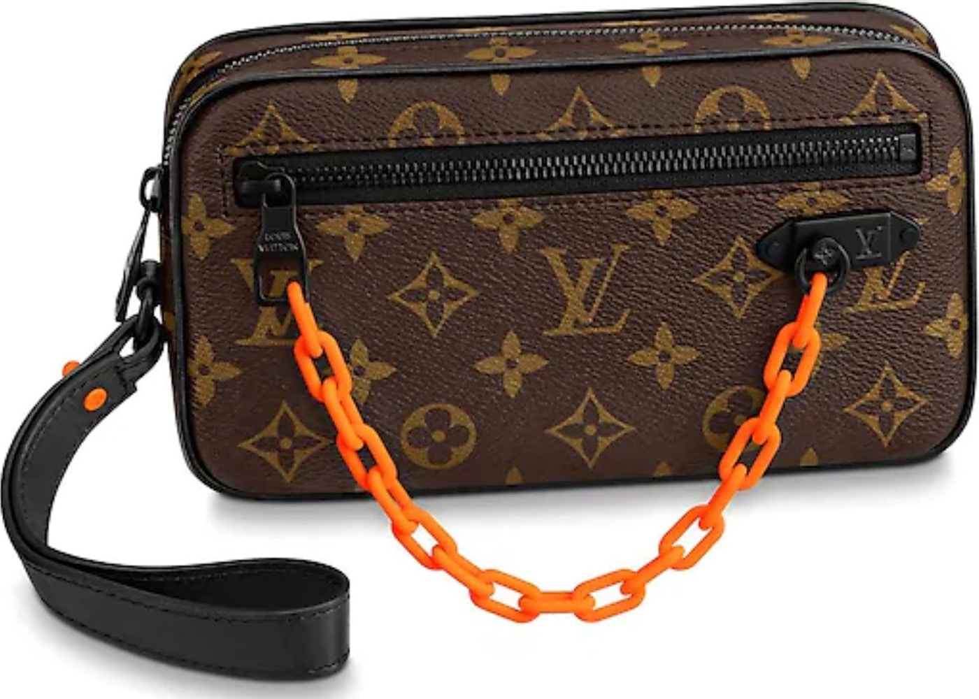 77ede7878de4 Louis Vuitton Pochette Volga Monogram Brown. Monogram Brown