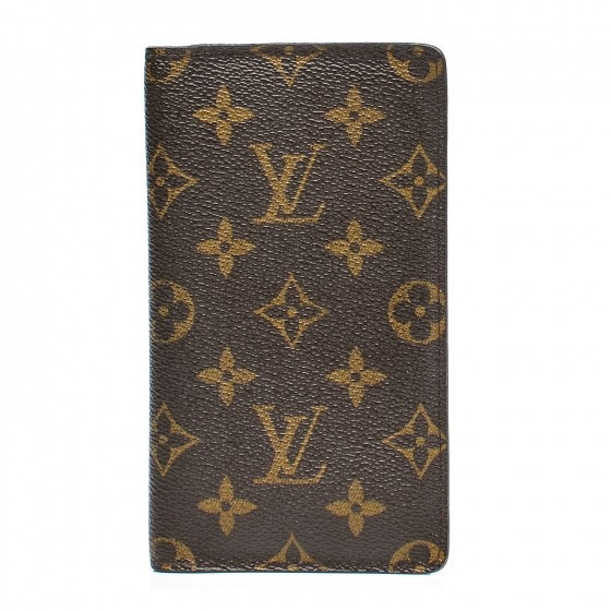 Louis Vuitton Pocket Agenda Cover Monogram