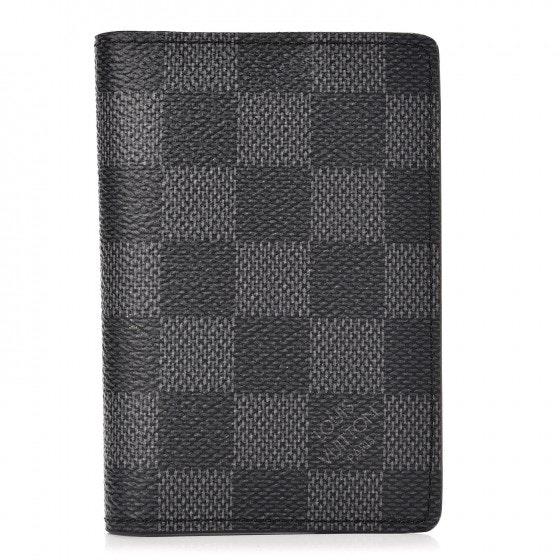 Louis Vuitton Pocket Organizer Damier Graphite