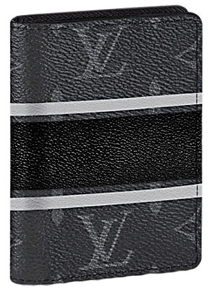 Louis Vuitton x Fragment Pocket Organizer Monogram Eclipse Black