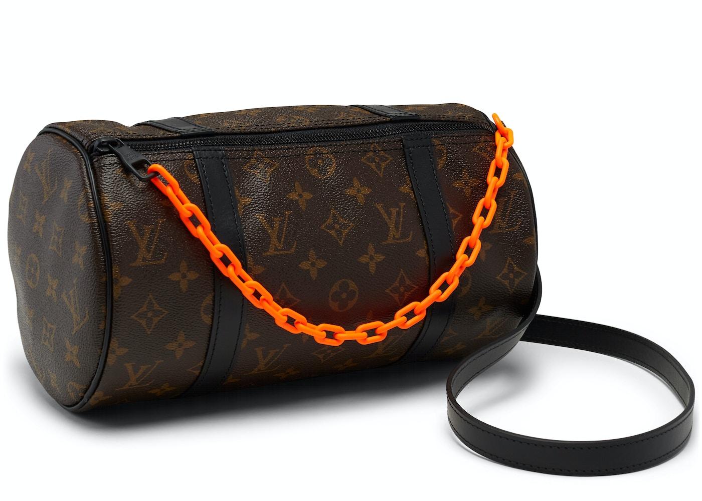 fa915845eba Louis Vuitton Polochon Papillon Messenger Mini Brown