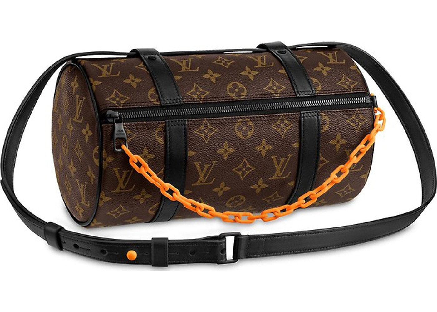 6883186bead2 Sell. or Ask. View All Bids. Louis Vuitton Polochon Papillon Messenger Mini  Brown
