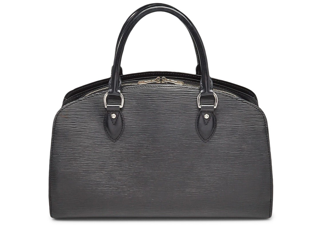 Louis Vuitton Pont Neuf Epi PM Black