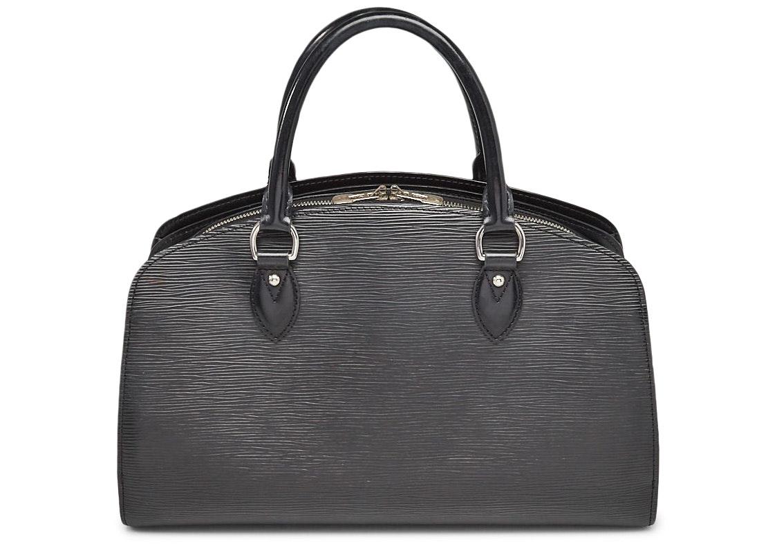 Louis Vuitton Pont Neuf Epi PM Black