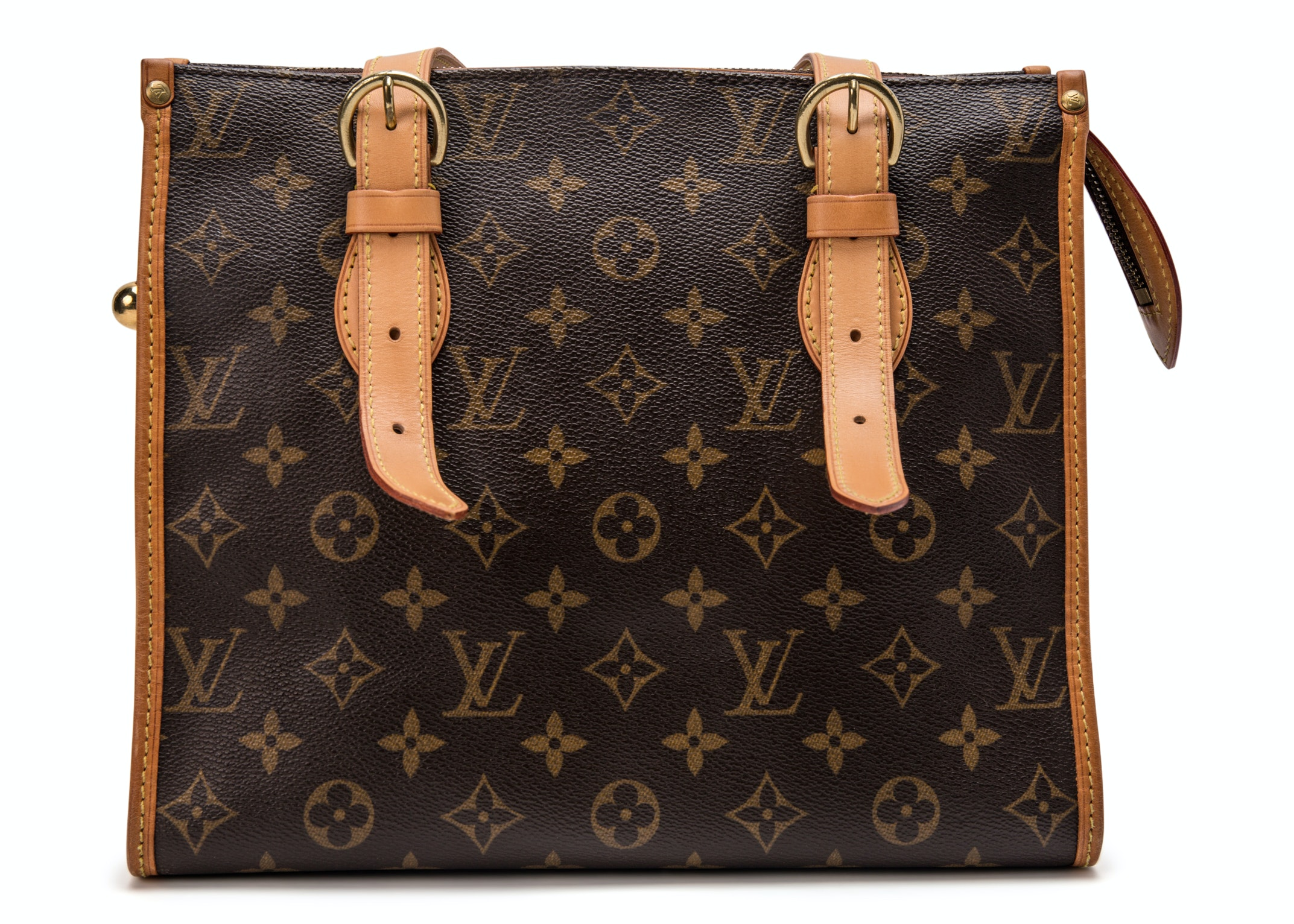 Louis Vuitton Popincourt Haut Monogram Brown