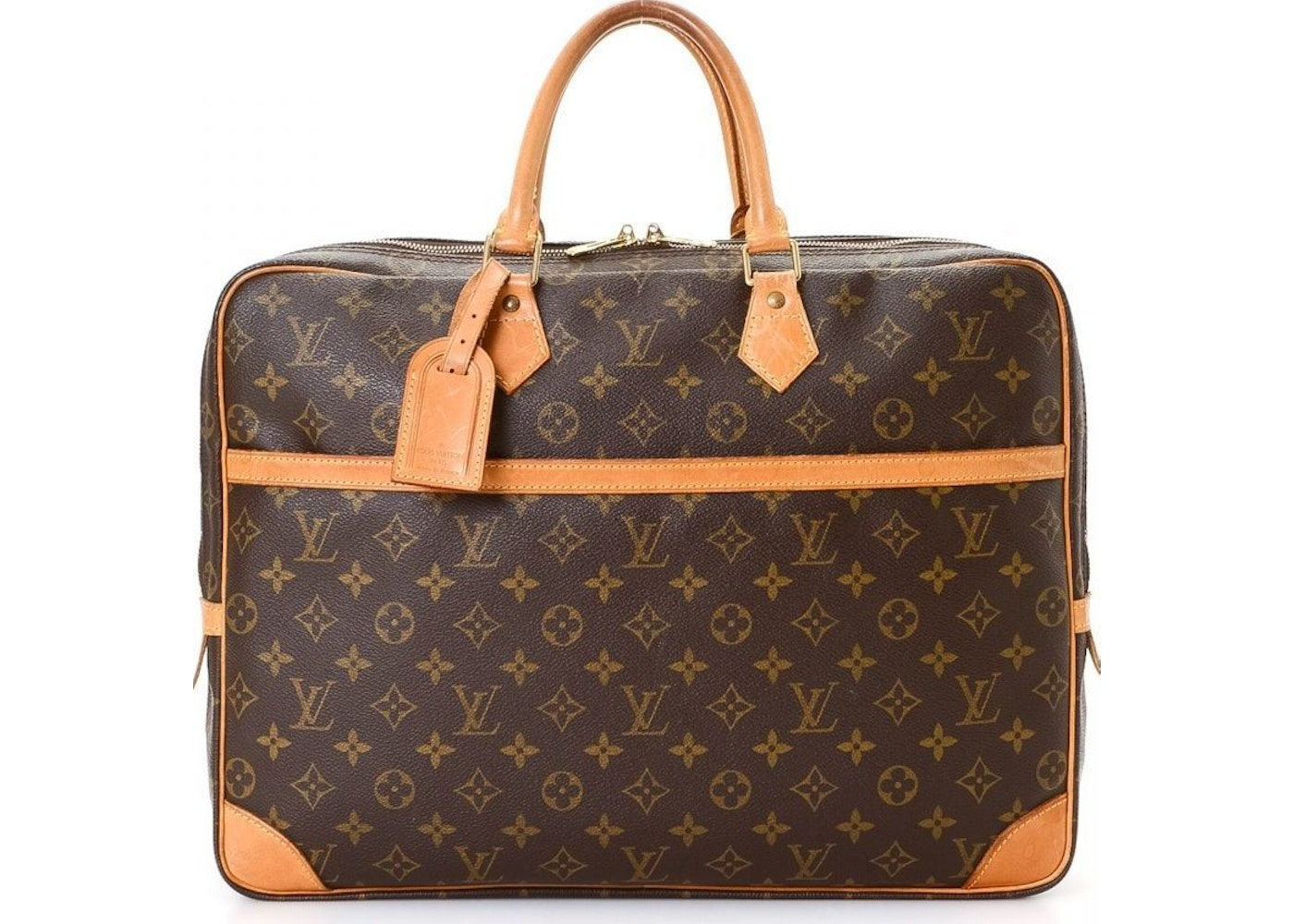 e419ff3025 Sell. or Ask. View All Bids. Louis Vuitton Porte-Documents Voyage 2  Monogram Brown
