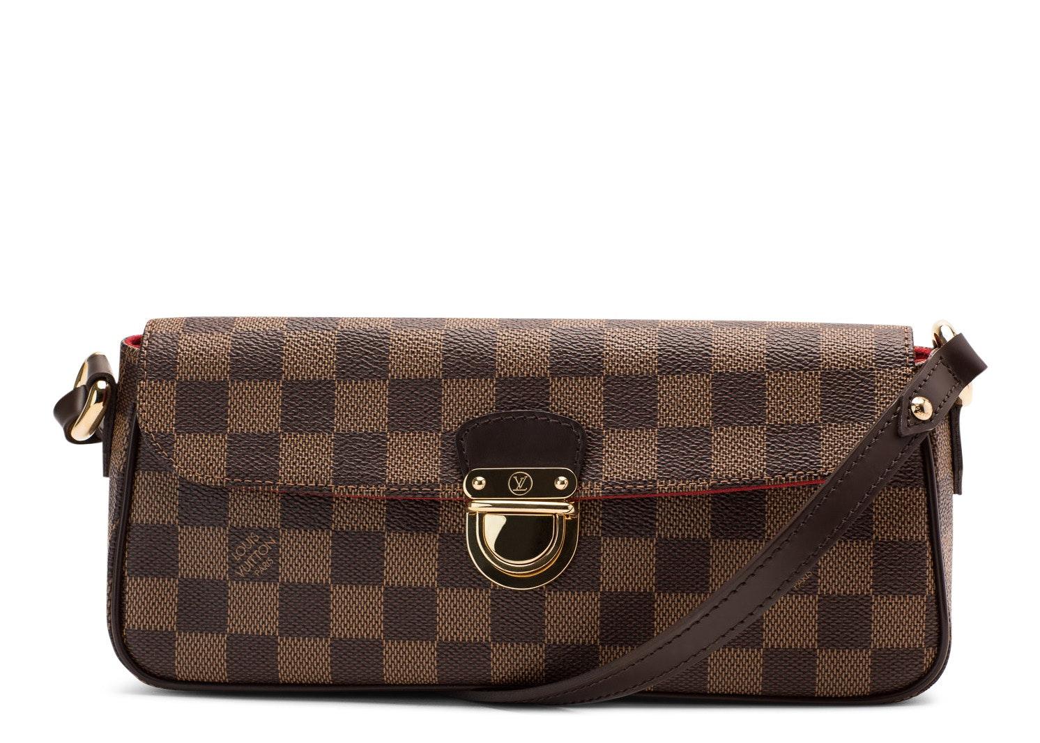 Louis Vuitton Ravello Damier Ebene PM Brown