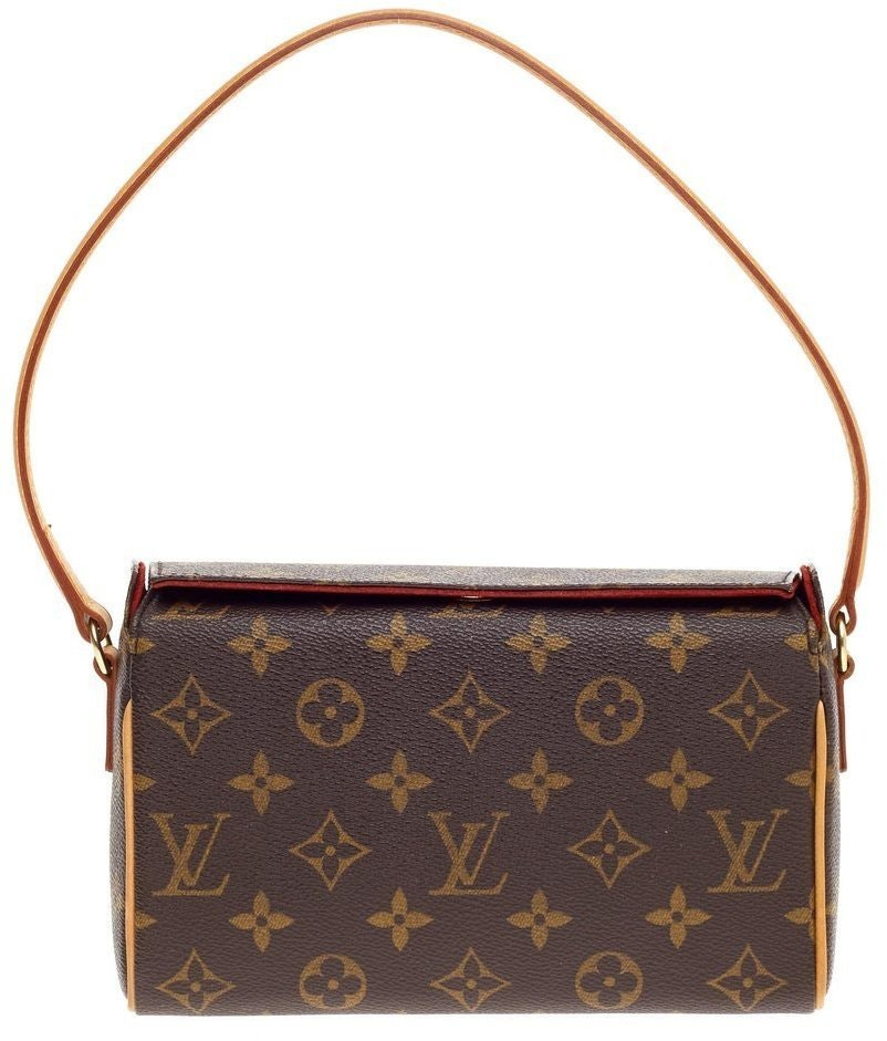 Louis Vuitton Recital Monogram Brown