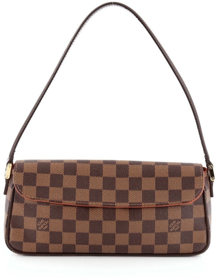Louis Vuitton Recoleta Damier Ebene Brown