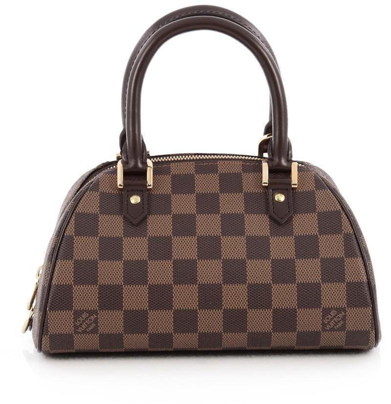 Louis Vuitton Ribera Damier Ebene Mini Brown