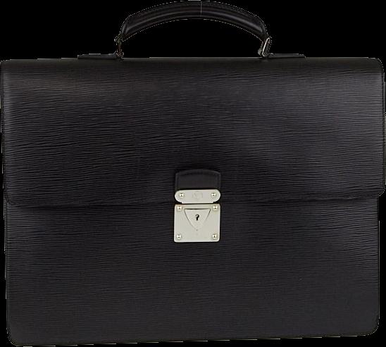 Louis Vuitton Robusto 1 Epi Black