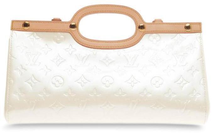 Louis Vuitton Roxbury Drive Monogram Vernis Ivory