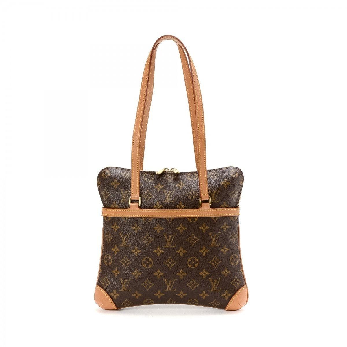 Louis Vuitton Shoulder Bag Sac Coussin Monogram GM