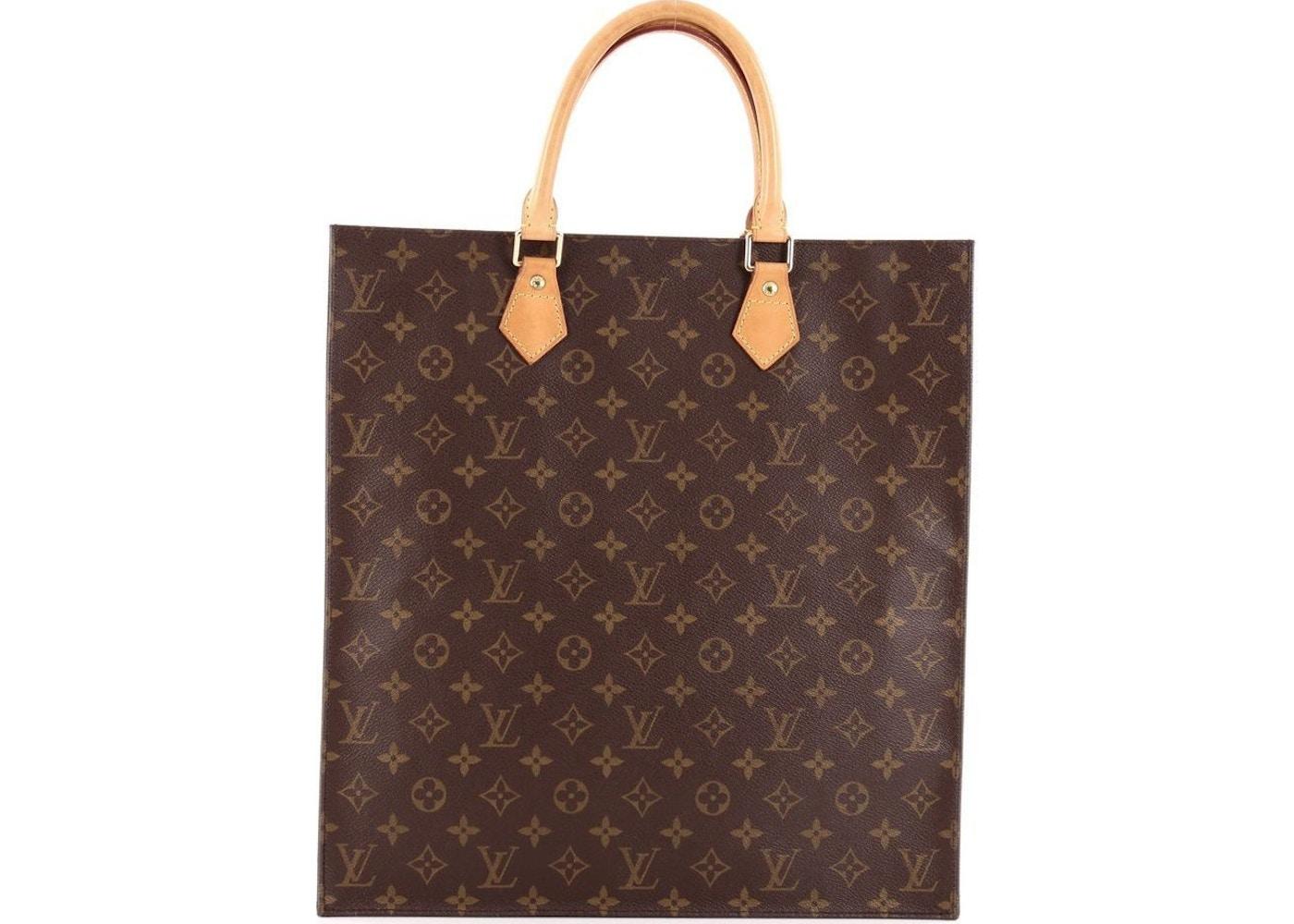 Sell. or Ask. View All Bids. Louis Vuitton Sac Plat Monogram Brown 099b5e7061b65