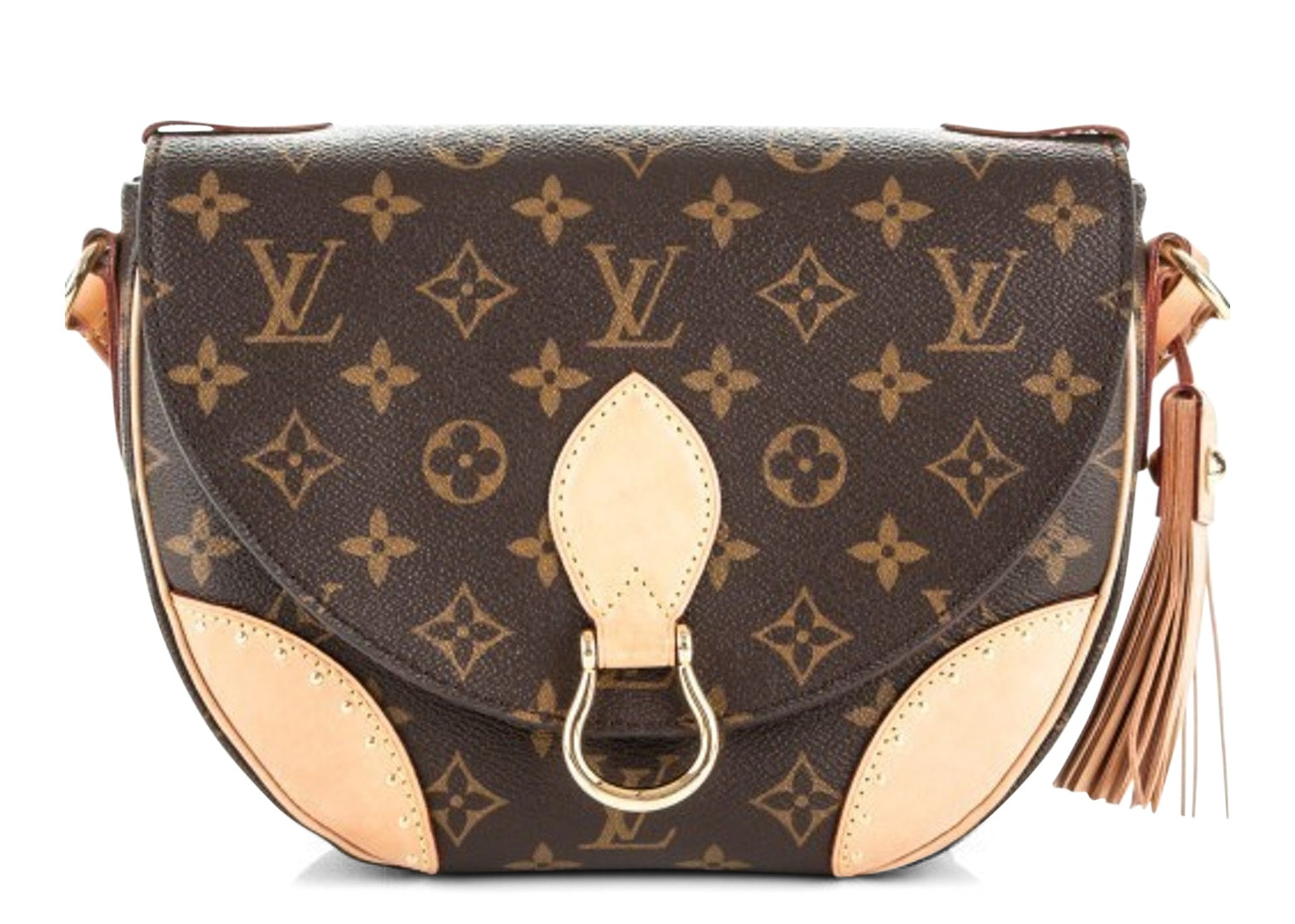 Louis Vuitton Saint Cloud NM Monogram Brown