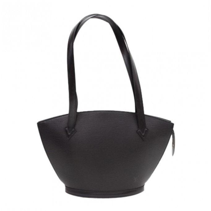 Louis Vuitton Saint Jacques Epi PM Noir