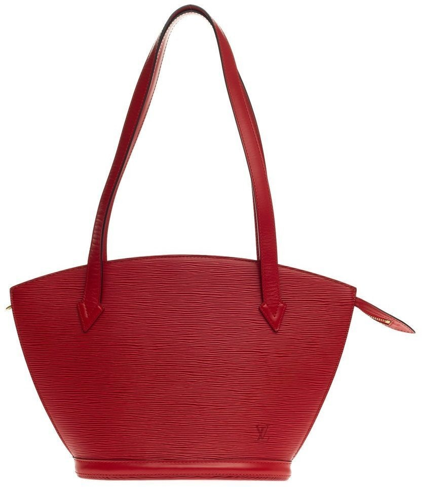 Louis Vuitton Saint Jacques Epi PM Rouge