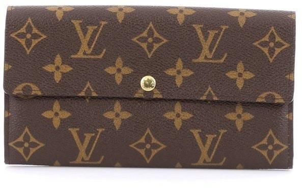 Louis Vuitton Sarah Monogram Brown