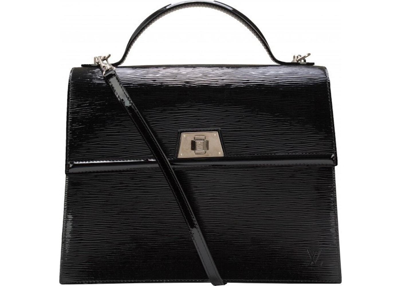 e1ed105775e56 Sell. or Ask. View All Bids. Louis Vuitton Sevigne Epi Electric GM Noir