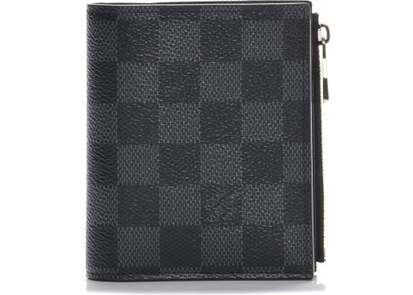 777b7fbcbbd5 Louis Vuitton Smart Wallet Damier Graphite. Damier Graphite
