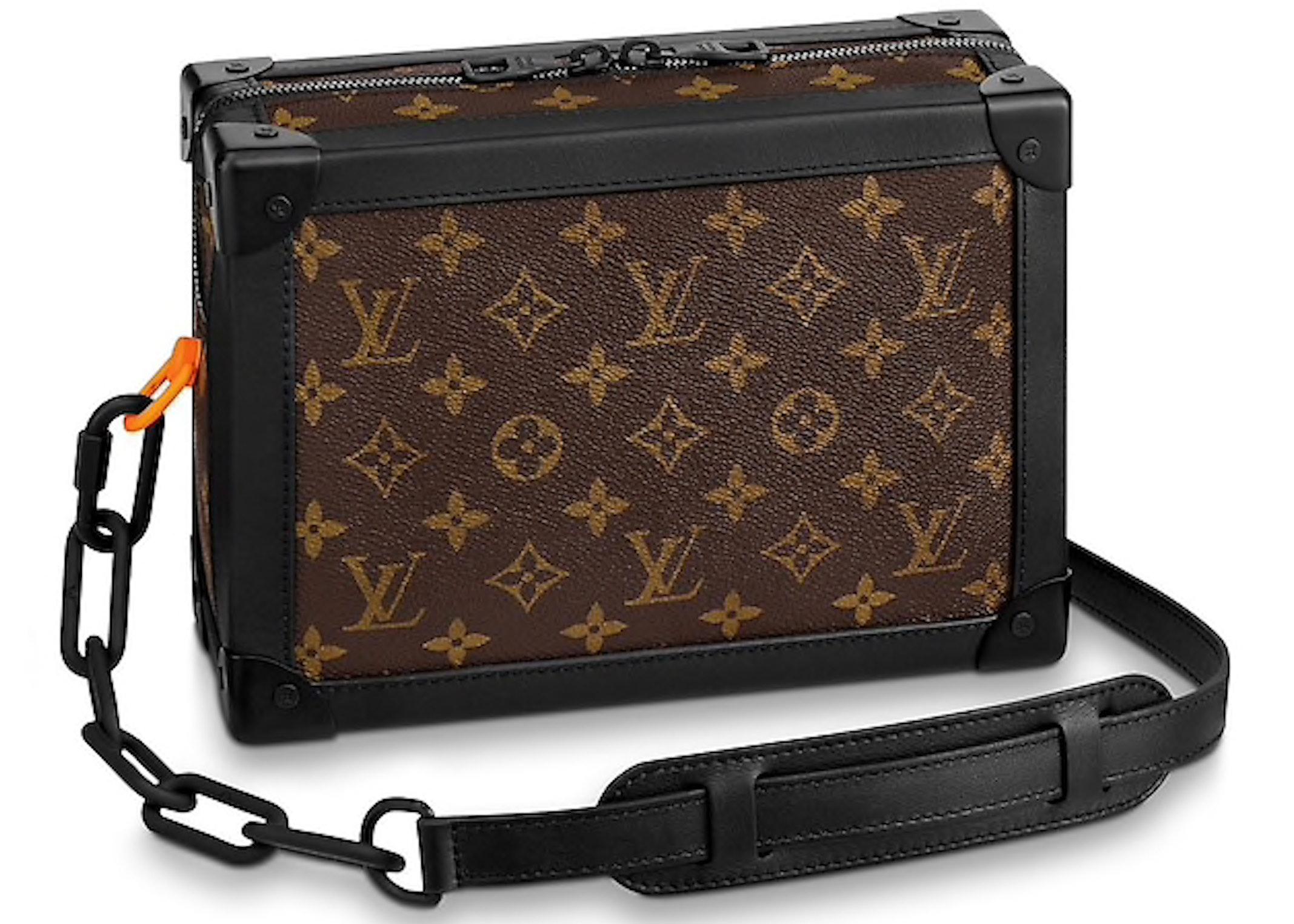 Louis Vuitton Soft Trunk Monogram Brown