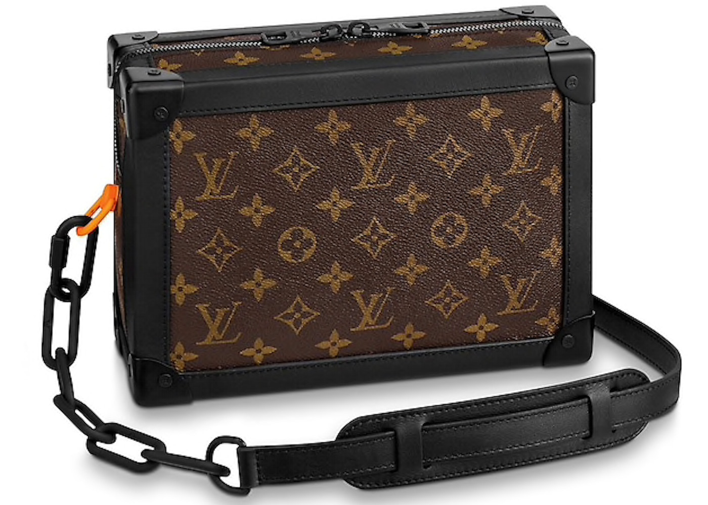 Louis Vuitton Soft Trunk Monogram Brown