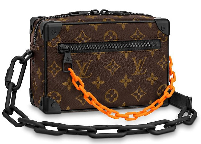 Louis Vuitton Soft Trunk Monogram Mini Brown