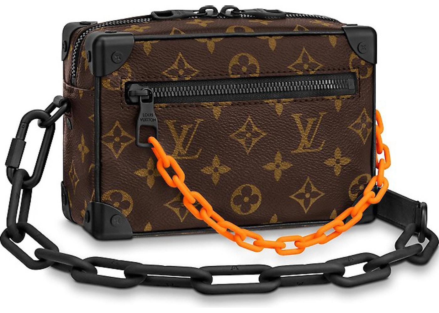 d2f091260679 Louis Vuitton Soft Trunk Monogram Mini Brown. Monogram Mini Brown