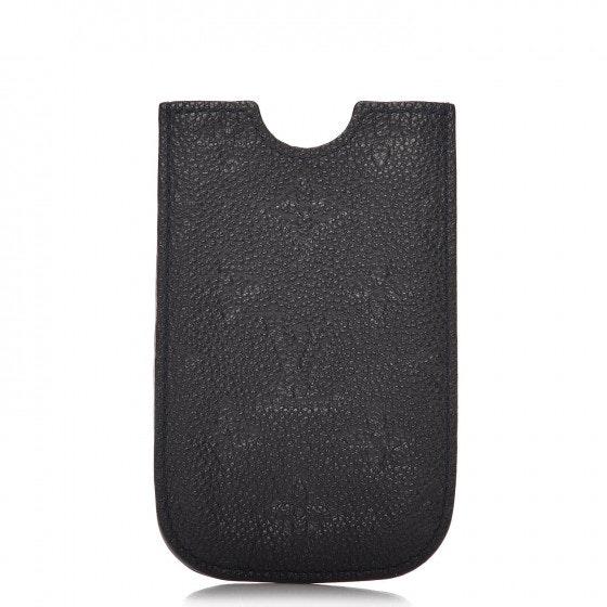 Louis Vuitton Softcase Iphone 4 Monogram Empreinte Infini
