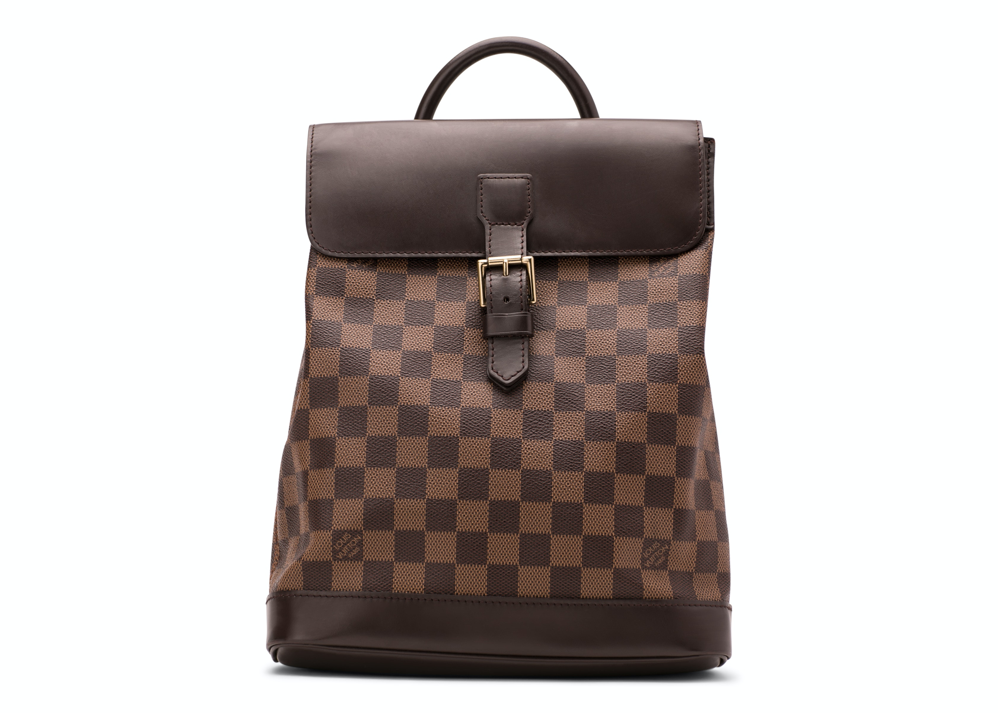 Louis Vuitton Soho Damier Ebene Brown