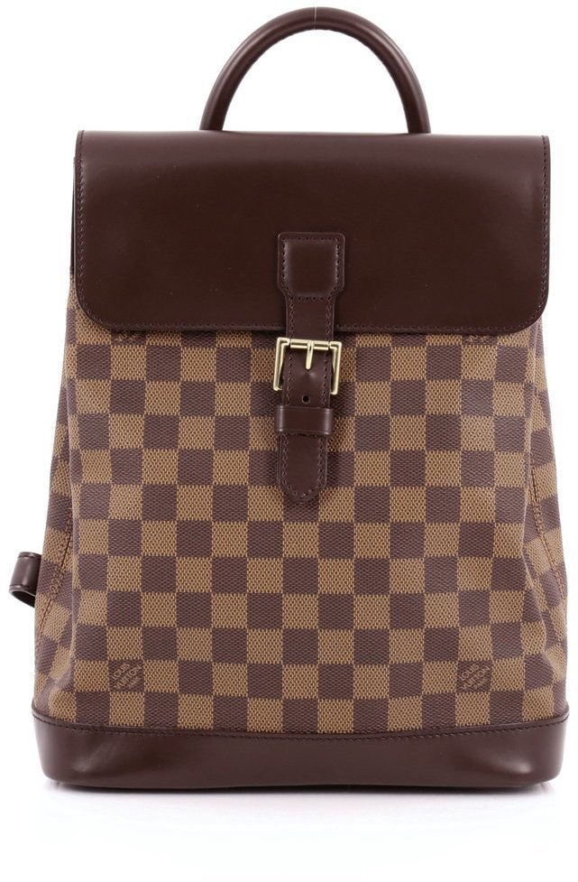 Louis Vuitton Soho Damier Ebene Brown