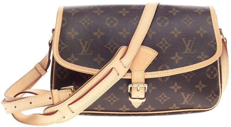 Louis Vuitton Sologne Monogram Brown