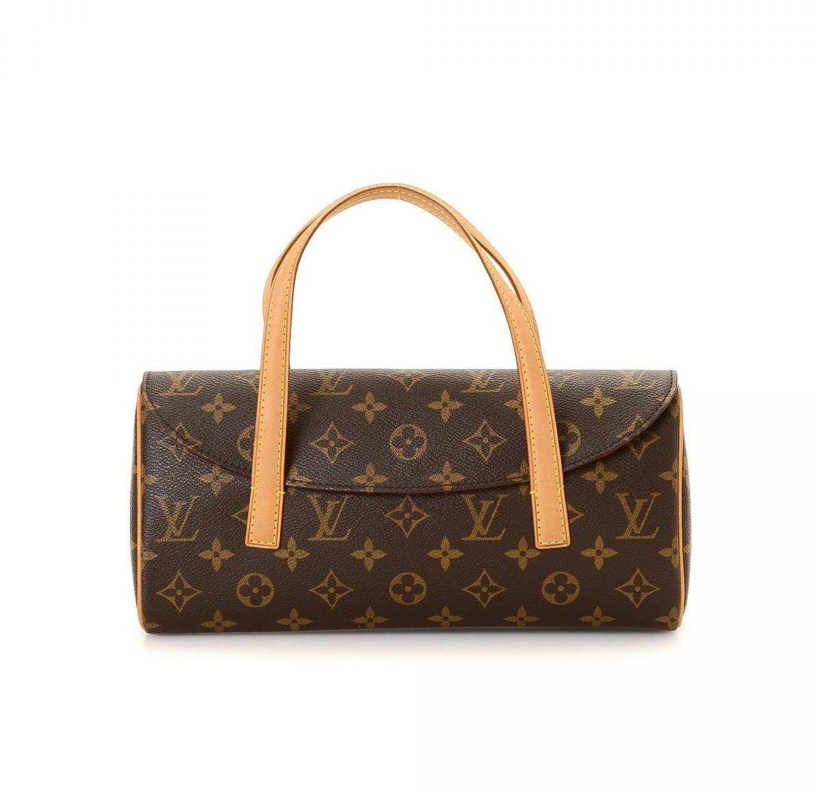 Louis Vuitton Sonatine Monogram Brown