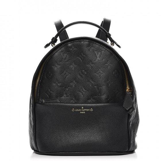 Louis Vuitton Backpack Sorbonne Monogram Empreinte