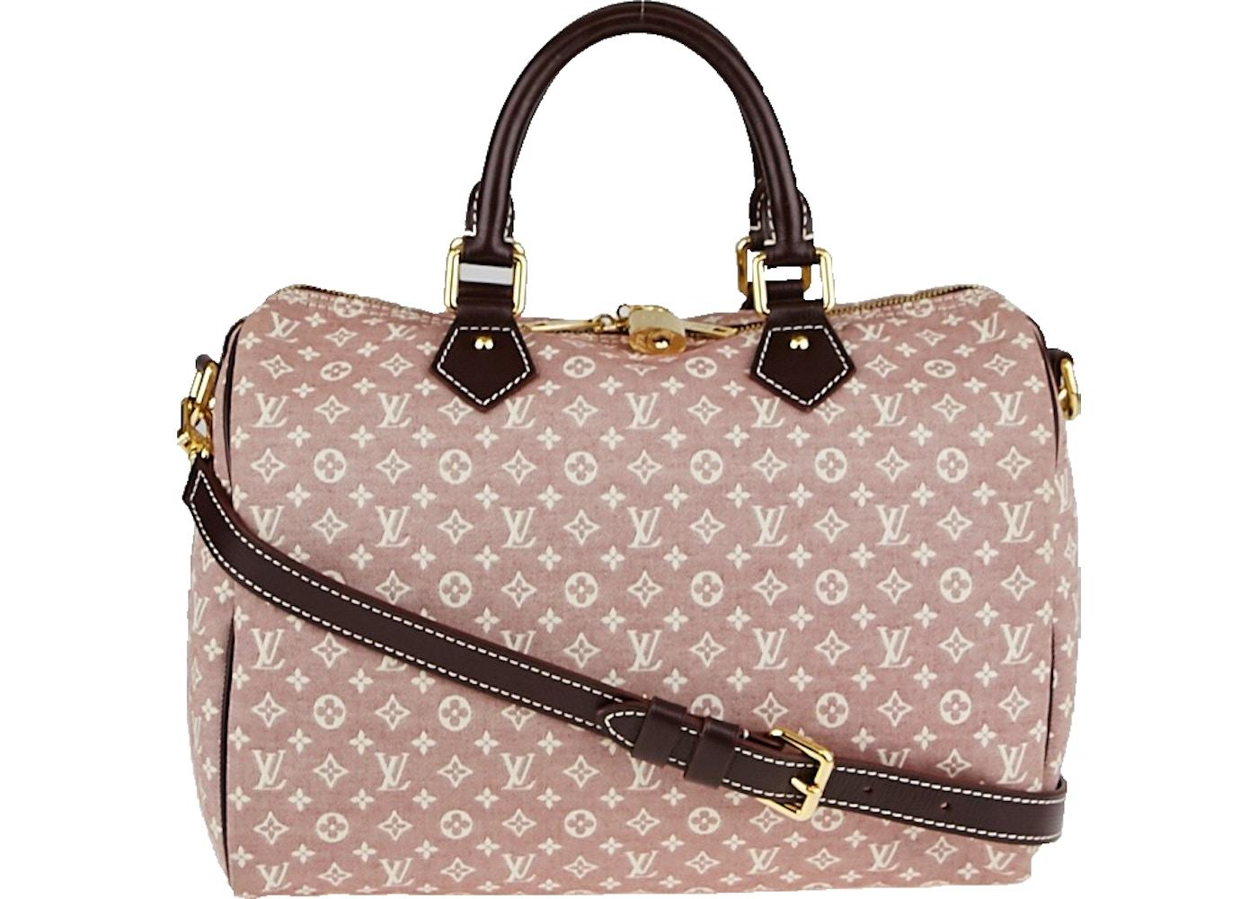 879869c8c3f8 Louis Vuitton Speedy Bandouliere Monogram Idylle 30 Sepia. Monogram Idylle  30 Sepia