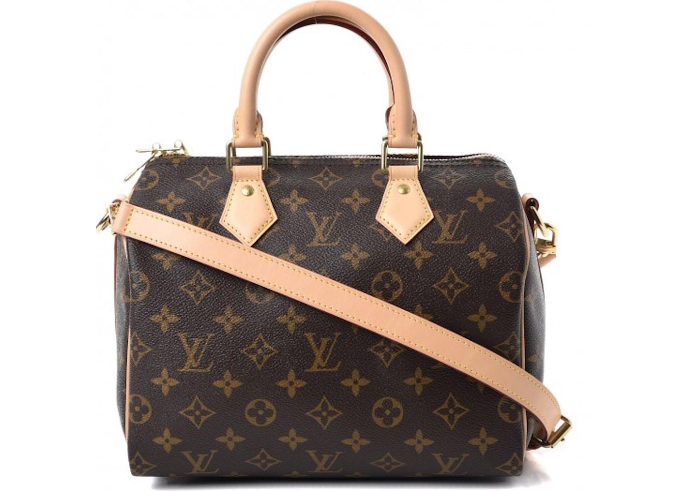 4cc251f09561 Louis Vuitton Speedy Bandouliere Monogram With Accessories 25 ...