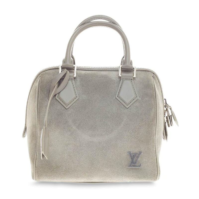 Louis Vuitton Speedy Cube Illusion PM Blue Gray
