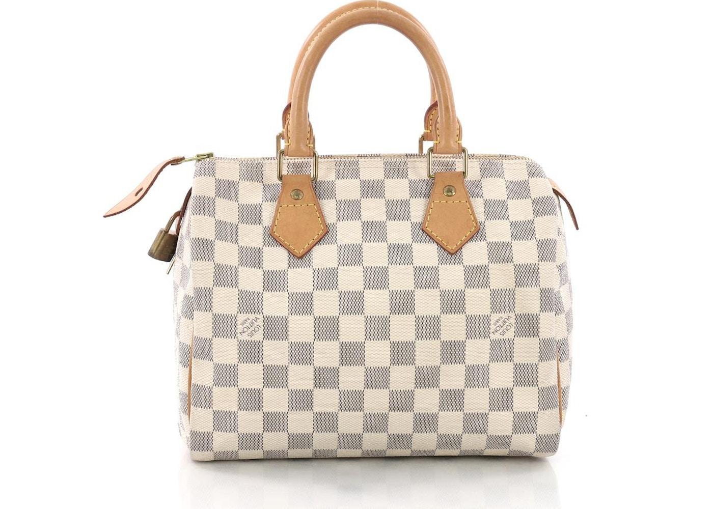 50ea0efc54 Sell. or Ask. View All Bids. Louis Vuitton Speedy Damier Azur ...