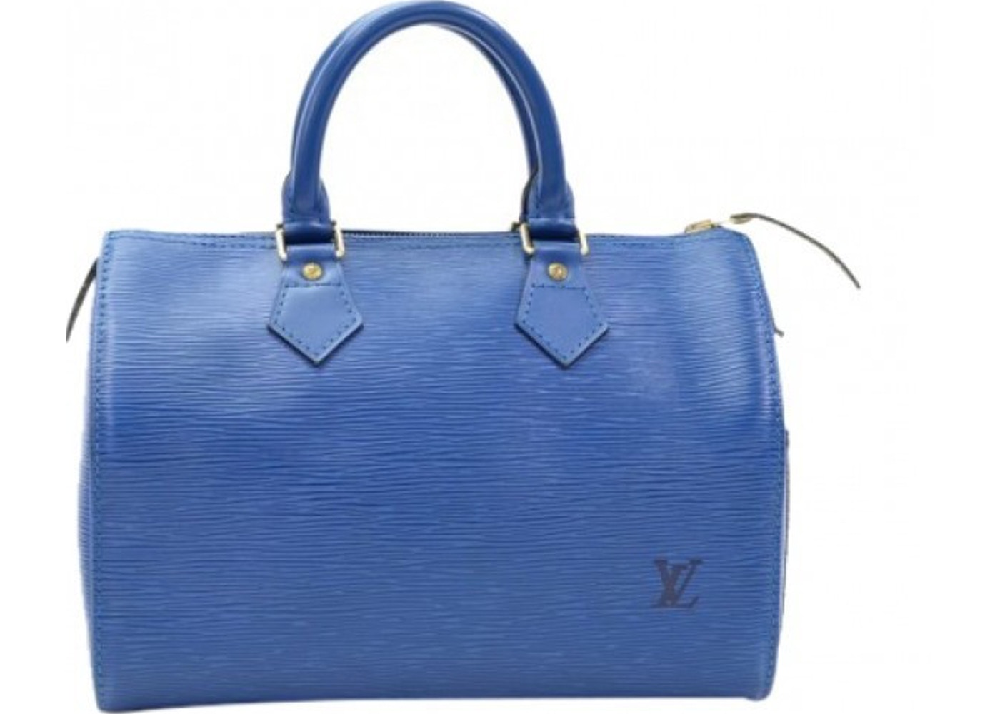 8d4d7ef13ff Louis Vuitton Speedy Epi (Without Accessories) 25 Blue. Epi (Without  Accessories) 25 Blue