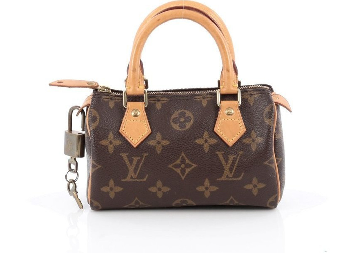 a23118fcdbcf7 Sell. or Ask. View All Bids. Louis Vuitton Speedy Hl Monogram Mini Brown