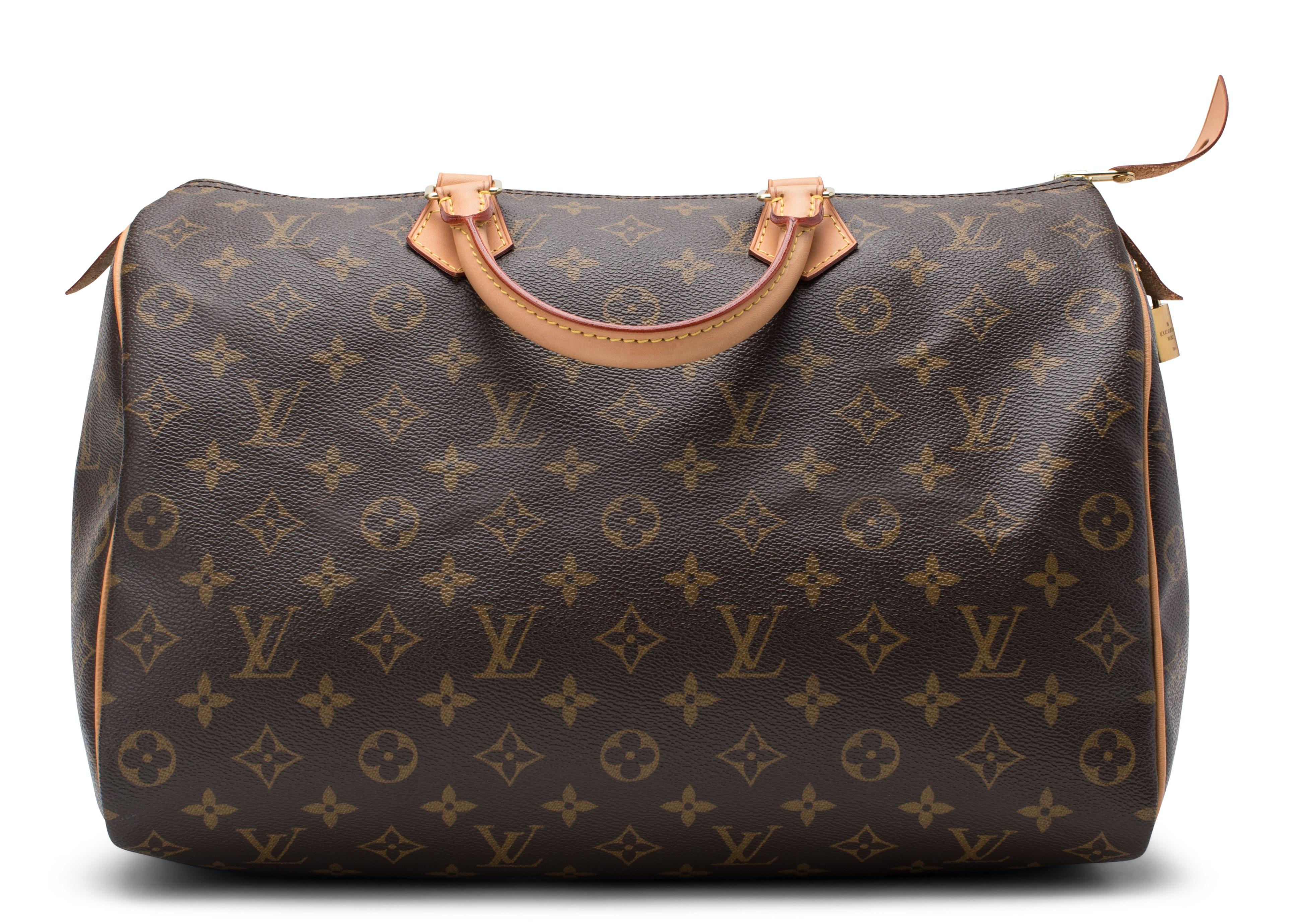 Louis Vuitton Speedy Monogram 30 Brown