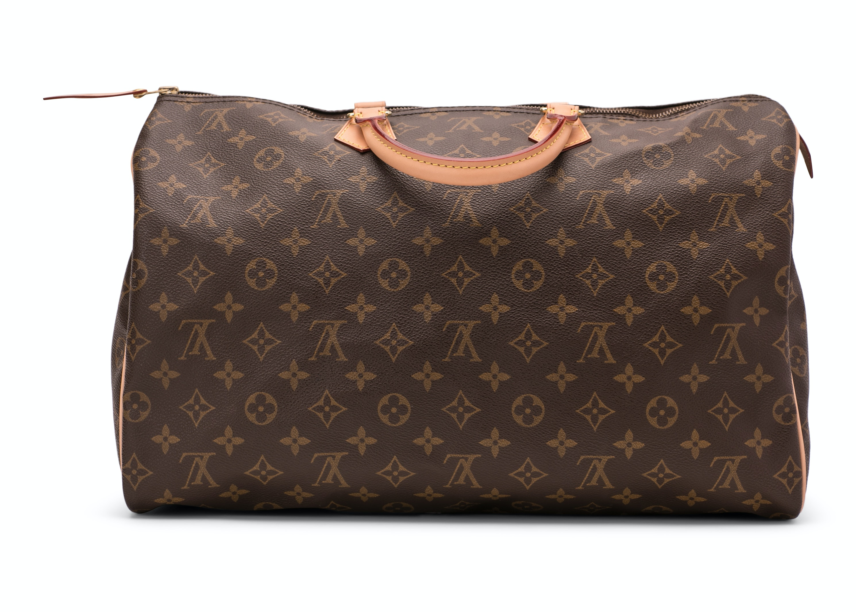Louis Vuitton Speedy Monogram 40 Brown