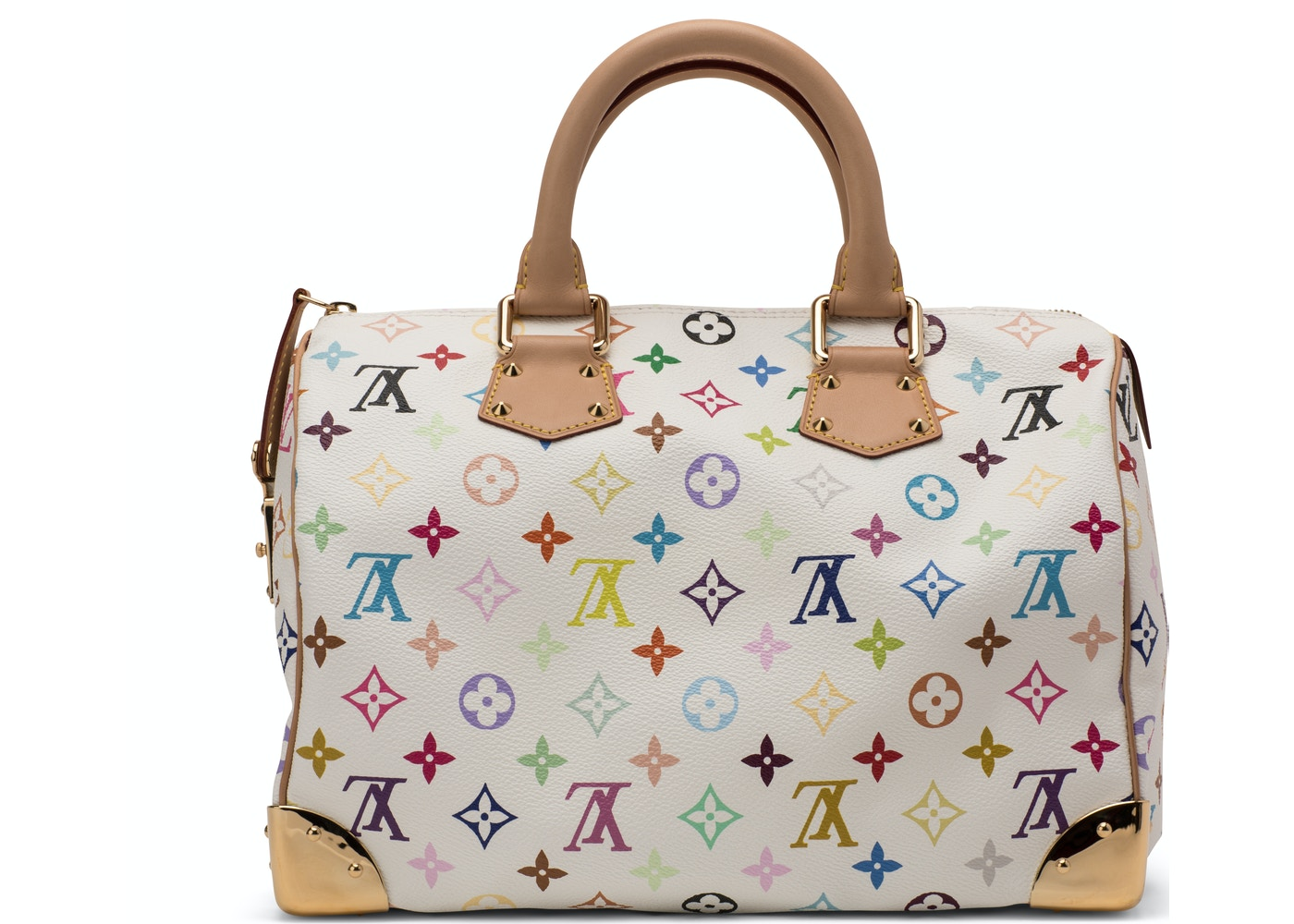 bfc503bfd4c6 Sell. or Ask. View All Bids. Louis Vuitton Speedy Monogram Multicolore 30  White