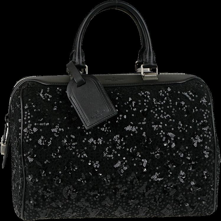 Louis Vuitton Speedy Monogram Sunshine Express 30 Black