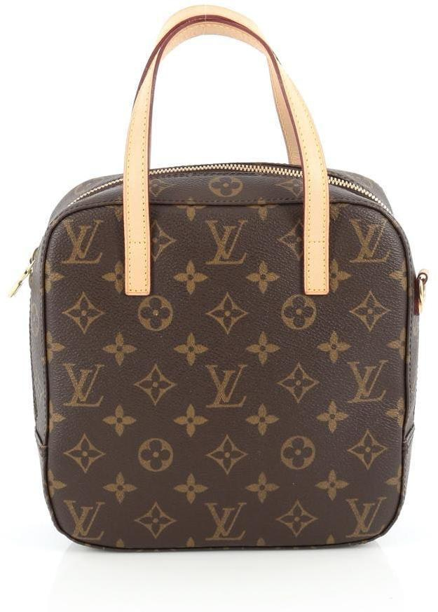 Louis Vuitton Spontini Monogram Brown