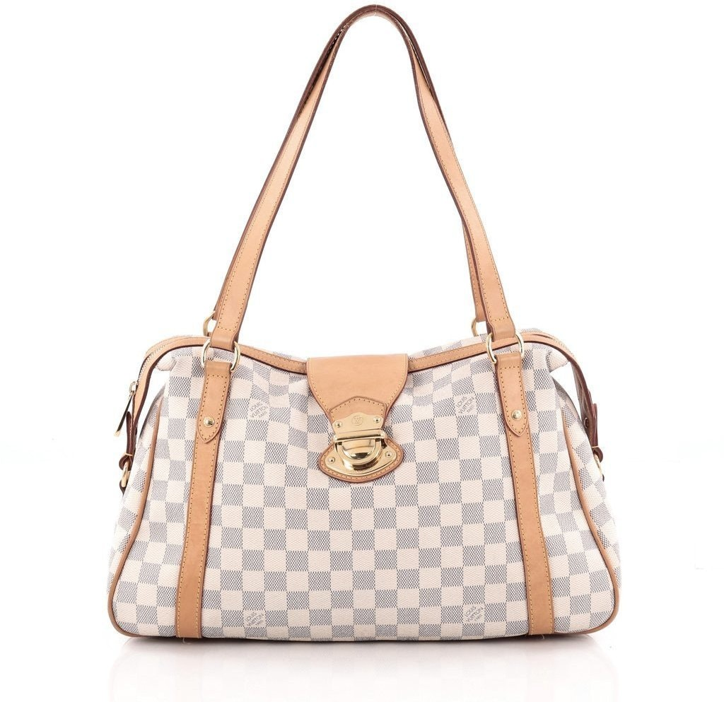 Louis Vuitton Stresa Damier Azur Cream/Blue
