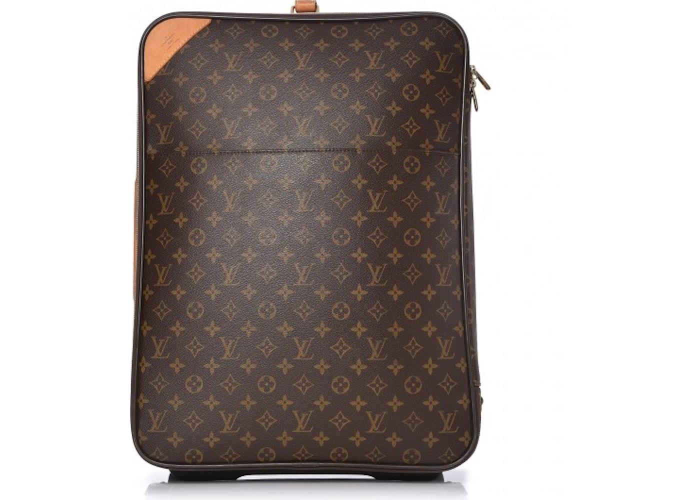 46e3578fa0 Louis Vuitton Suitcase Pegase Business NM Monogram 55 Brown. Monogram 55  Brown